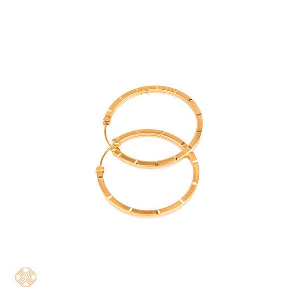 گوشواره حلقه ای ورساچی